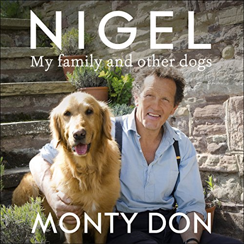 nigel Audible Book Cover