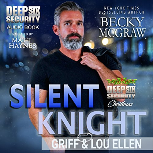 Silent Knight audiobook cover art