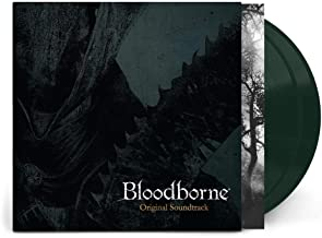 Bloodborne (Original Soundtrack) - Exclusive Deluxe Limited Edition Green 2x LP Vinyl