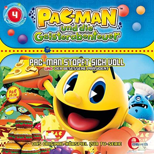 Pac-Man stopft sich voll & Der besessene Präsident Titelbild