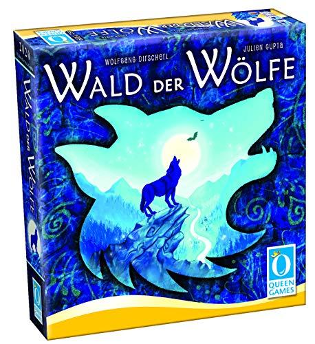 Queen Games 30090 Wald der Wölfe