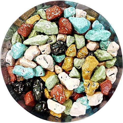 Nature Cart Rock Candy – Stone Candy | Milk Stone Chocolate | Rock Shape Chocolate (400 Grams) | Offer | Price in India