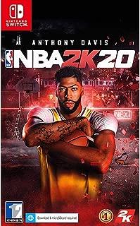 NBA 2K20 [韓国語版] - Switch [海外直送品]