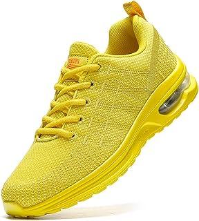 Scarpe da ginnastica da uomo alla moda Air Running Walking Tennis Gym Scarpe Casual Confortevole Allenamento Traspirante L...