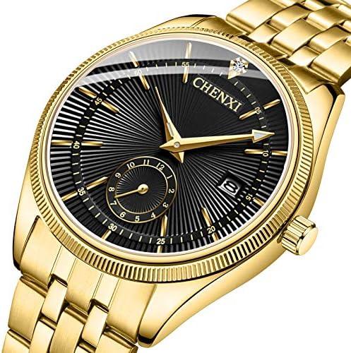 Chenxi gold watch _image1
