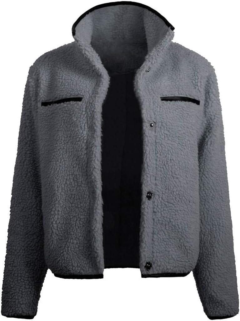 Teddy Biker Jacket, NRUTUP Winter Jacket for Women in Faux Fur Shearling, Textured Luxe Cropped Winter Coat