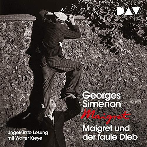 Maigret und der faule Dieb cover art