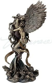 Impossible Love Angel & Mermaid Lovers Statue By Artist Selina Fenech