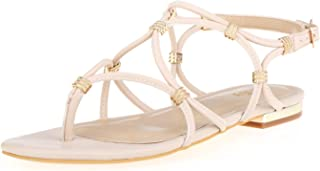 ZriEy Women's Gladiator Flat Sandals
