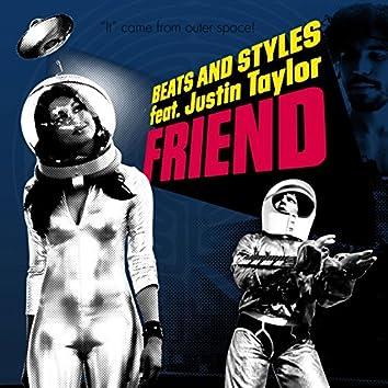 Friend (feat. Justin Taylor)