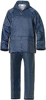 comprar comparacion WOLFPACK LINEA PROFESIONAL 15010014 Traje de Agua Impermeable Azul Nylon Talla 6-M