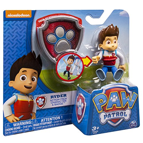 Paw Patrol Action Pack - Ryde
