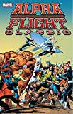 Alpha Flight Classic Vol. 1 (English Edition)