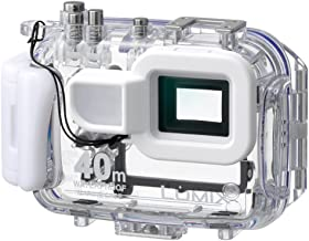 Panasonic DMW-MCFT2 Marine Case for Select Lumix Cameras (White/Clear)