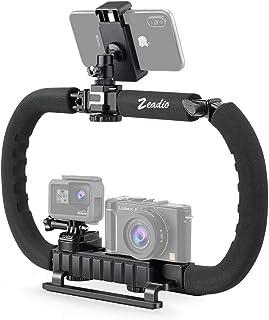 Zeadio カメラスマートフォンスタビライザー