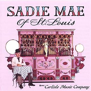 """""""SADIE MAE"""" DISNEY WORLD CAROUSEL ORGAN"""