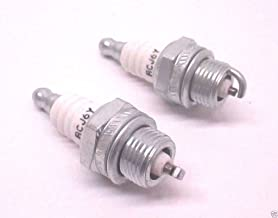 Champion RCJ6Y Lawn/& Garden Equipment Engine Spark Plug Genuine Original Equipment Manufacturer Part OEM