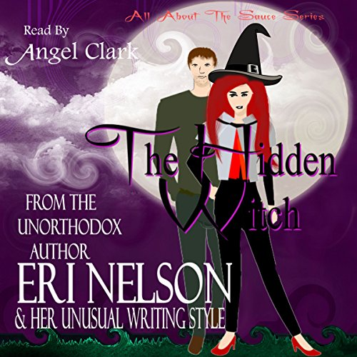 The Hidden Witch audiobook cover art
