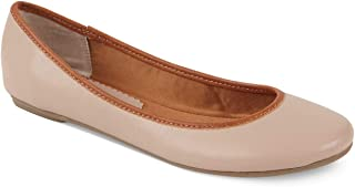 American Rag Cellia Ballet Flats Nude Size 10M US
