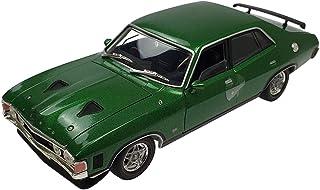 Diecast Model Ford Falcon XA RPO83 Sedan Calypso Green Die Cast Car 1:32 Scale By Oz Legends Genuine Licensed Limited Edit...