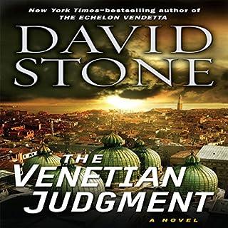 The Venetian Judgment audiobook cover art