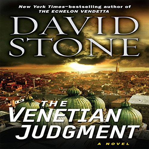 The Venetian Judgment audiobook cover art