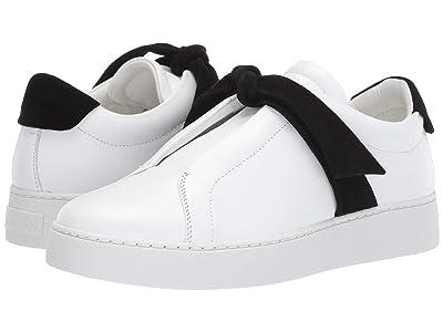 Alexandre Birman Clarita Sneaker (Black/White) Women