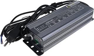 LEDENET 150 Watt Waterproof LED Power Suppply Driver Transformer Ac 90-130 Volt to 24 Volt DC Output