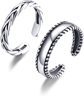Best sterling silver braided ring Reviews