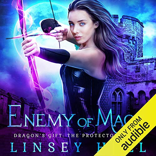 Enemy of Magic cover art