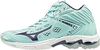 be9eea9efbd6 Mizuno Wave Lightning Z5 Mid, Zapatillas de Voleibol para Mujer