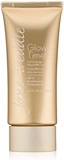 Jane Iredale Glow Time Full Coverage Face Foundation BB Cream SPF 17 - BB9