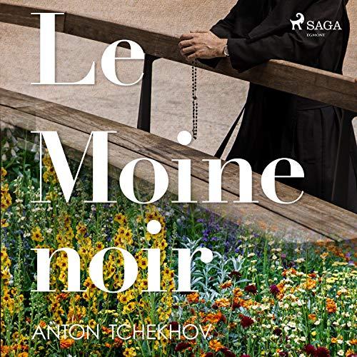 Page de couverture de Le Moine noir