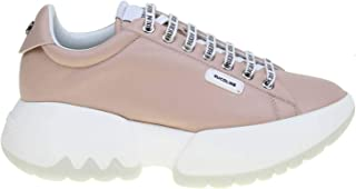 Ruco Line Luxury Fashion Womens 1454ROSE Pink Sneakers | Fall Winter 19