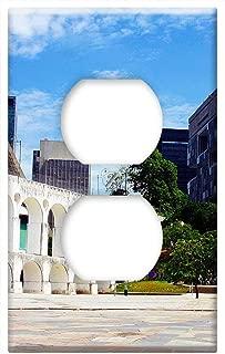Switch Plate Outlet Cover - Rio De Janeiro City Urban Buildings Streets Rio