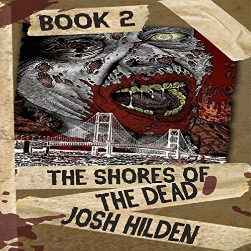 The Shores of the Dead audiobook cover art