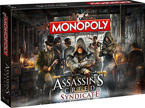 Winning Moves Monopoly - Assassins Creed Syndicate DE