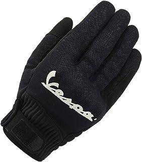 Vespa Handschuhe COLOR TOUCH schwarz   2XL