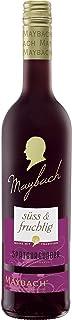 Maybach Spätburgunder Rotwein süß und fruchtig1 x 0.75 l