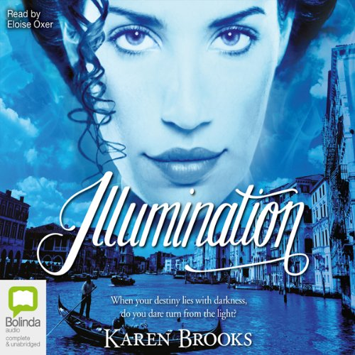 Illumination: The Curse of the Bond Riders, Book 3 audiobook cover art