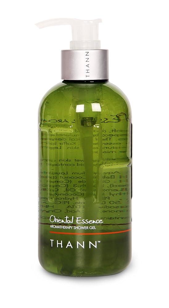 可愛い経営者ブラウザタン シャワージェルOE(Oriental Essence) 320ml