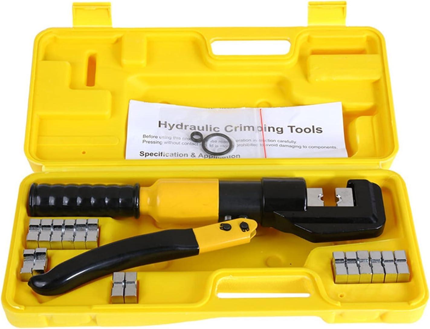 hydraulic tools Austin Mall Hydraulic Crimping Tool Under blast sales Cable Crimper Plier Lug