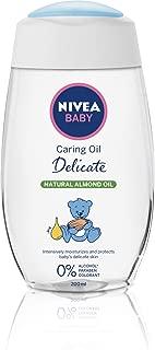 NIVEA, Baby, Caring Oil, Delicate, 200ml