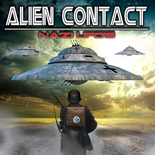 Alien Contact audiobook cover art