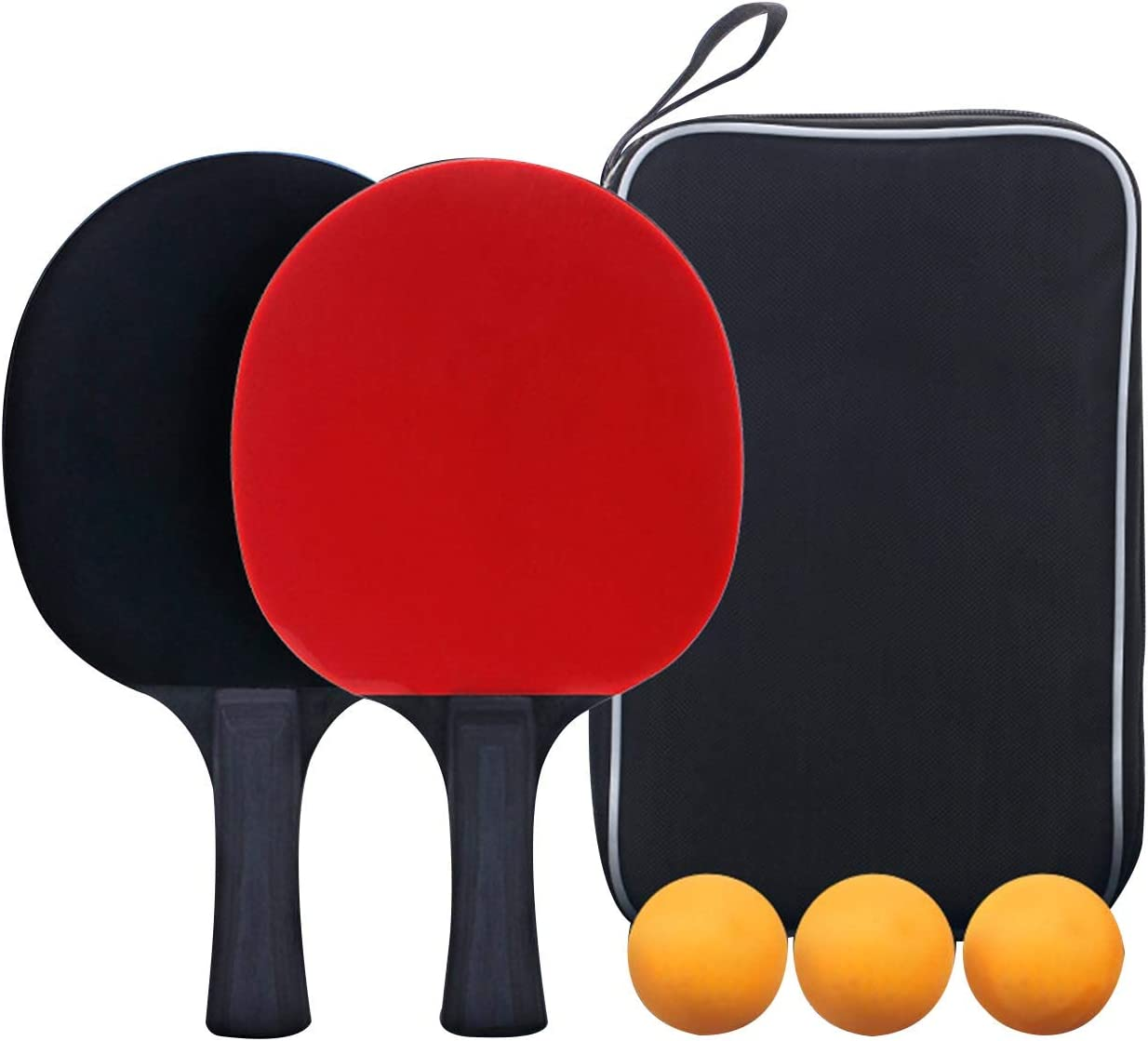 Letuwj Ping Excellence Pong Paddle Set Includes 3 2 Selling and selling Paddles