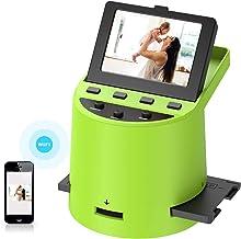 $139 » Sponsored Ad - Wireless Digital Film Scanner with 22MP, Converts 35mm, 126, 110, Super 8 Films, Slides, Negatives to JPEG,...