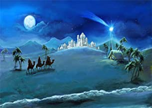 christmas nativity backdrops