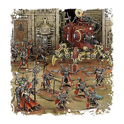Games Workshop 99120116014 Start Collecting Skitarii-Sammelfiguren, Miniatur