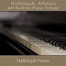 Best hallelujah buckley piano Reviews
