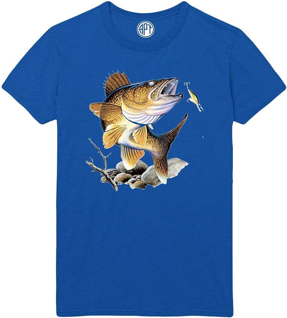 Walleye Printed T-Shirt